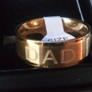 DAD Ring Size 7